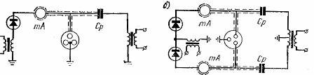Испытание изоляции кабельной линии постоянно-переменным током