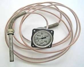 Манометрический термометр