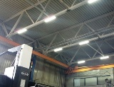 Освещение ремонтных цехов промышленных предприятий
