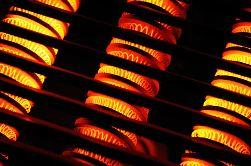 Нагреватели в электрической печи