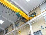 Электрические схемы электроприводов мостовых кранов, управляемых с пола.