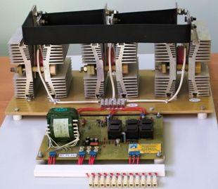 Тиристорный регулятор напряжения РСТ