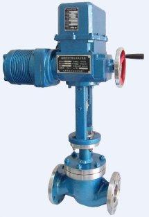 Клапан с электроприводом
