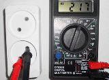 Напряжение в электрической сети