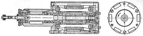 Высокочастотный шлифовальный электрошпиндель