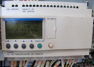 Программируемое реле Zelio Logic Schneider Electric