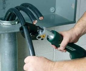 Инструмент кабельщика
