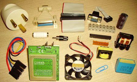 Электротехнические изделия из пластмассы