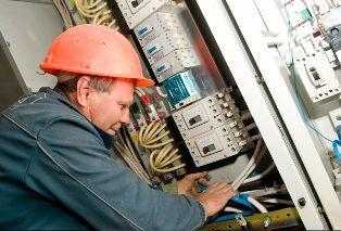 Ремонт и обслуживание электрооборудования