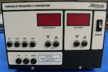 Лабораторный преобразователь частоты