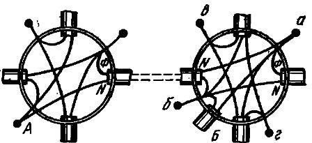 Схема соединения проводов в коробках