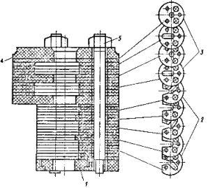 Дугогасительная камера выключателя ВМГ-10