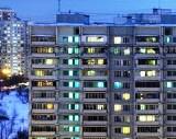 Суточные графики нагрузки жилых зданий