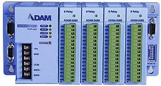 Промышленный контроллер ADAM5000