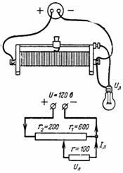 Схема к примеру 2
