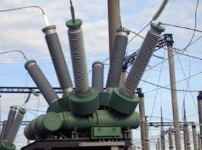 Элегазовый выключатель 220 кВ