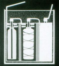 батарея из гальванических элементов