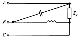 Специальная схема симметрирующего устройства