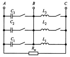 Типовая схема симметрирующего устройства