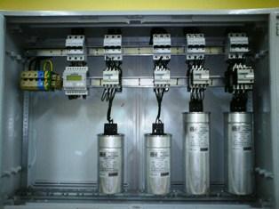 батареи конденсаторов