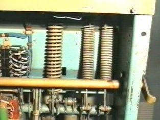 Отключающие пружины
