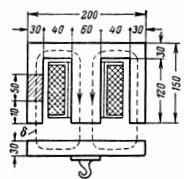 Катушка электромагнита