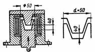 Тормозной электромагнит постоянного тока