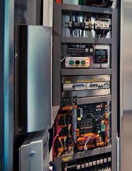 Автоматика лифтов