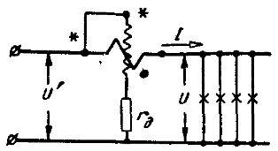 Правильная схема включения ваттметра