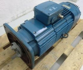 Электричский двигатель постоянного тока с параллельным возбуждением