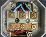 Выбор схемы соединения фаз электродвигателя