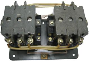 Реверсивный магнитный пускатель ПМА