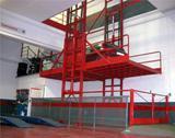 Управление приводом грузового лифта