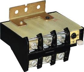 Тепловое реле для защиты электродвигателей