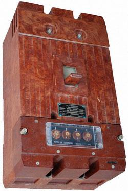 Автоматический выключатель серии А3730