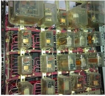 Электромеханические реле успешно работают более 35 лет