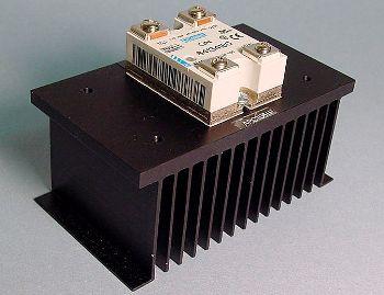 Радиатор для твердотельного реле