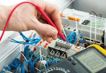 Поиск неисправностей в электрической схеме