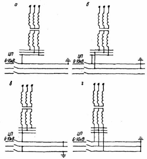 Схема плавки гололеда