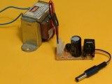 Как с переменного тока сделать постоянный 12 вольт