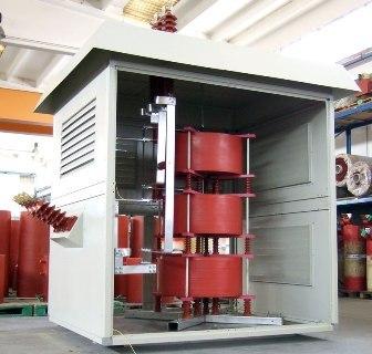 Реакторы для ограничения токов КЗ