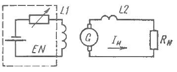 Принципиальная схема системы автоматики