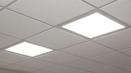 потолочные осветительные панели