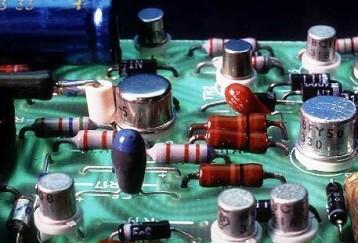 Полупроводники в электронике