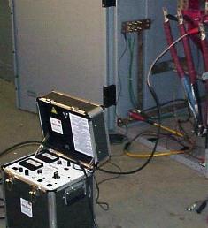 Испытание кабельной линии