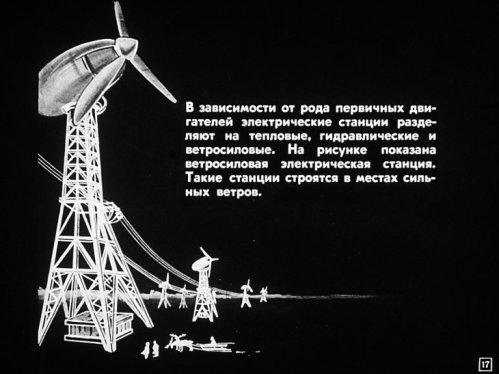 Ветросиловая электрчисекая станция