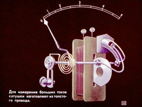 Измерение больших токов