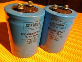 Суперконденсаторы