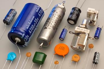 Виды электрических конденсаторов