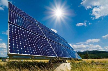 Солнченая батарея